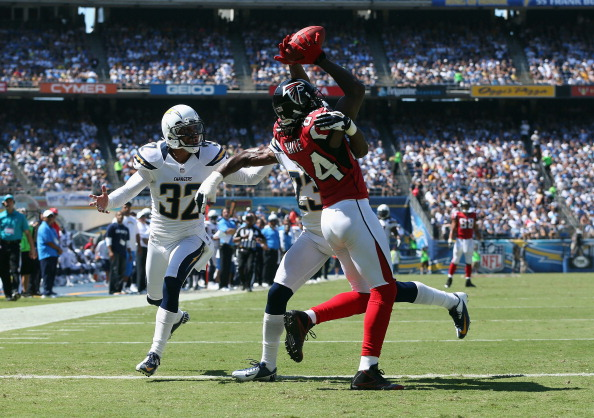 Falcons Fly High to 3-0 After 27-3 Pounding of the Chargers