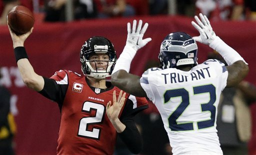 Falcons Rally For 30-28 Win Over Seattle To Advance To NFC Titl…