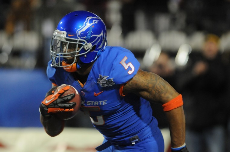 Falcons Reportedly Have Interest In Bosie State CB Jamar Taylor