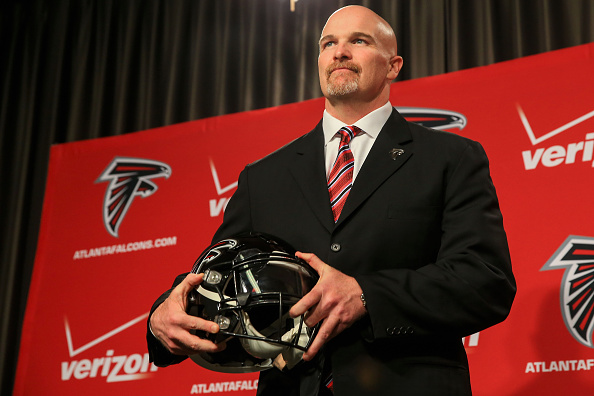 Atlanta Falcons Introduce Dan Quinn