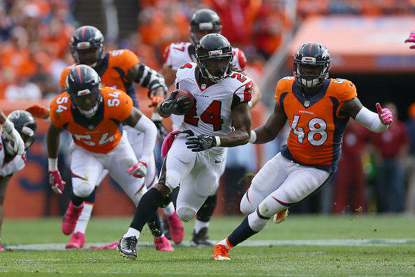 Atlanta Falcons v Denver Broncos