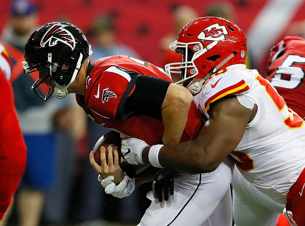 Kansas City Chiefs v Atlanta Falcons
