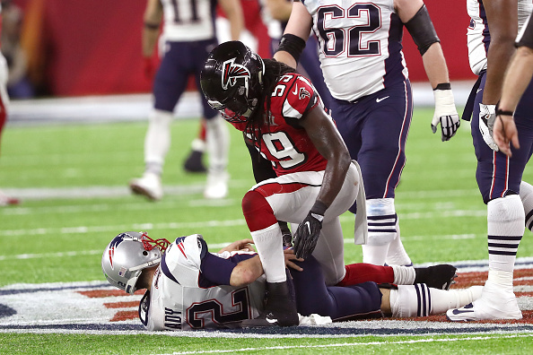 "De'Vondre Campbell Opens Up on Falcons Second Half Defense – ""Got Away From Our Fundamentals"""