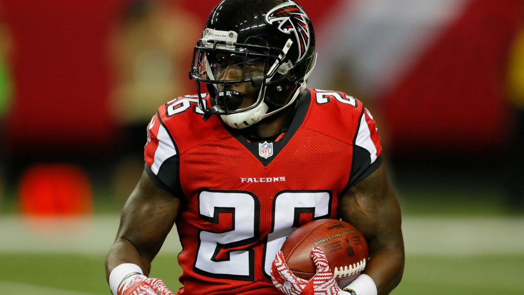 Falcons RB Tevin Coleman Clears Concussion Protocol; Set to Return Vs Saints