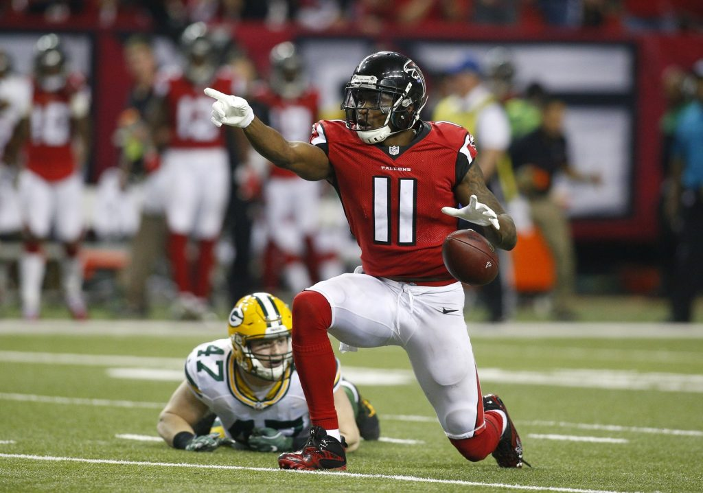 Julio Jones Not Practicing with Falcons, but Didn't Suffer Any Setbacks in Win Over Rams