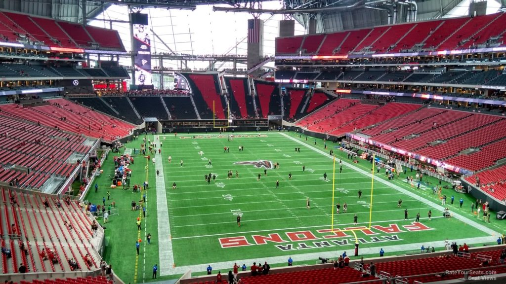 Falcons to Charge Fans to Come Watch Practice at Mercedes-Benz Stadium